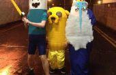 Abenteuer Zeit Kostüme