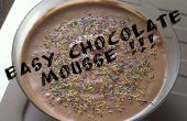 Leichte Mousse au Chocolat!
