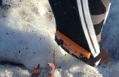 Winter Beweis jeden Schuh - DIY Traktion Spikes mit