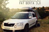 SUV-MicroCamper - Dicke Berta 3.0