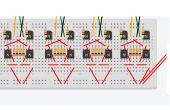 Erste Schritte in der digitalen Elektronik mit circuit.io