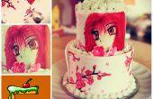 Anime-Cupcake