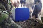 DIY-tragbarer Bluetooth Lautsprecher 30W, BT4.0, Passive Heizkörper