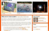 Wie Sie Ihr Projekt auf Instructables teilen