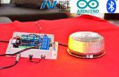 Bluetooth-TFS LED Strobe-Light