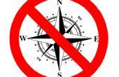 3 Ways to North ohne ein Kompass finden