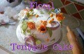 Floral Tentakel Kuchen