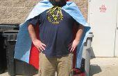 Wie erstelle ich ein Superheld Cape