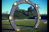 LifeSize Stargate für Sci-Fi-Tal Con