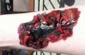 Zombie Wunde #2