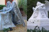Weinende Engel Denkmal