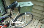 Full-Suspension Bike Rack aus Schrott!