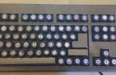 Hausgemachte Steampunk-Tastatur