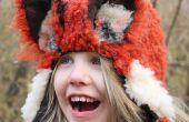 Eine Fox Earflap Mütze Nähen