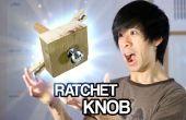 Ratsche Knopf (unidirektional Mechanism)