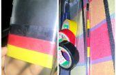 D.i.y.-FIFA-14-Deutschland-Fußball-Nationalmannschaft inspiriert mobile Case und Stift