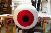 Riesige Arduino Animatronic LED Eyeball
