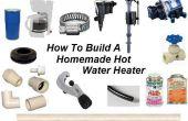 Wie man eine hausgemachte-Wasser-Heizung zu bauen