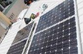 Arduino Yun - Solar-Panel-Monitoring-System