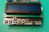 4-in-1 Arduino LCD Schirmen Kit