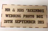 Foto-Box Hochzeitsgeschenk