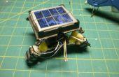 Solar-angetriebene Roboter aus dem Papierkorb!!!