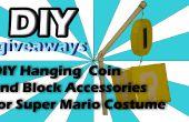 DIY-Block & Münze für Super Mario Costume