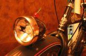 3W Led Retro Scheinwerfer Fahrrad