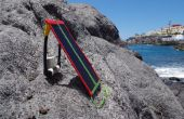 Solar Ladegerät für Handy 3 Wege