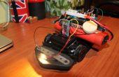 Arduino RC Auto Bluetooth Con motor Schild