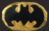 Wie man das Batman Symbol häkeln