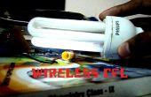 WLAN-Kompaktleuchtstofflampen (mit wireless Strom)