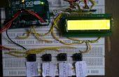 Arduino Voting Maschine
