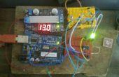 Arduino ATTiny85 Spannung Monitor RGB LED