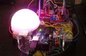 Arduino Stimme gesteuerte Roboter mit RGB-LED