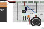 Einfache DIY Audio-Verstärker Lm386