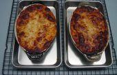 Timeshifting Essen – Manicotti – ohne die Rohre Stopfen