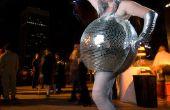 Gespiegelt Disco-Kugel-Halloween-Kostüm