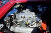 Ändern den o-Ring auf einer Motor-Einspritzdüse