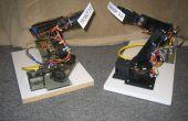 TROBOT: Eine Miniatur artikuliert Roboter