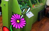 STREICHE! Machen Sie eine gigantische squirting Blume-Maschine!