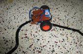 Hausgemachte Linie Tracer Roboter