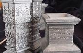 Erstellen Sie eine einzigartige Bestattung Urne