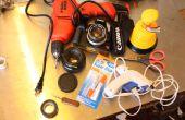DIY Tilt-Shift-DSLR Kameraobjektiv