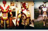 Wie erstelle ich ein echtes Eisen Mann Kostüm Replica