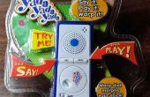 SquawkBox - eine algorithmische beat-Box mit einer Spielzeug-Voice-Recorder