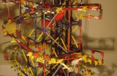 IMMEUBLE k ' NEX Ballmaschine-Projekt