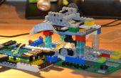 Raspberry Pi kamerabasierte Mikroskop mit LEGO Teile