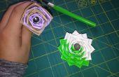 Duct Tape Blume Stift
