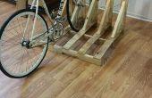 Fahrrad/Skateboard Rack und Gitarren-Rack
